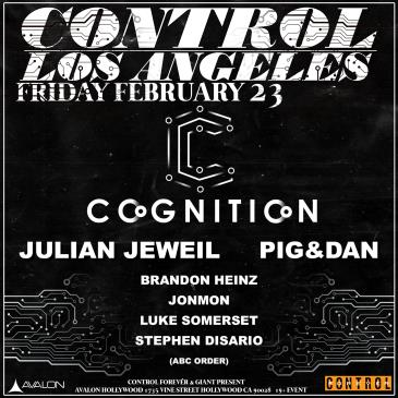 Cognition: Julien Jeweil, Pig&Dan, Cognition Crew-img